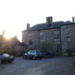 The stunning Johnby Hall