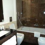 baños habitacion single