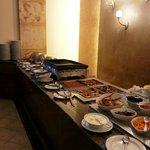 buffet desayuno