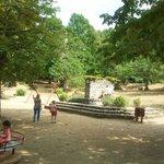 Park naast speeltuin