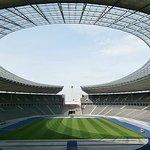 Inside image of Olympic Stadium
