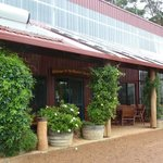 Bush Food Café frontage