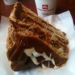 Mil Hojas Cake