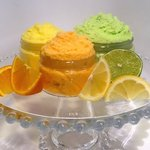 Our Fresh Citrus Essential Oil Body Scrubs