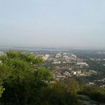 view from margalla hills