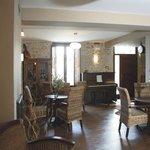 Hotel Rural en Galicia en Rias Baixas Salón planta baja