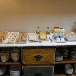 Hotel Rural en Galicia en Rias Baixas Desayuno buffet