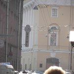 в сторону екатерининского сквера