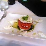 Caprese Mozzarella & Tomato salad