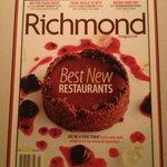 The magazine cover