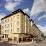 Aussenansicht  - - Hotel in Leipzig