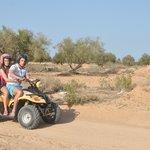 Mezraya Quad Safari