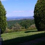 Panorama dalla nostra veranda