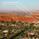 A view of our location in St. George, Utah. Best downtown location.