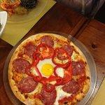 """Pizza """"Lido"""""""