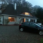 The Braes Gues House @Night