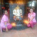 Juli & Ketut & Ganesha