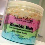 "Our Fun, Best Selling ""Zombie Bait"" huge Sugar Body Scrub!!"