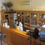coffee bar/evening bar