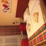 Appartement 5 - Schlafzimmer