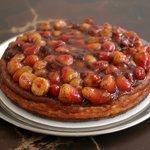 Cheesecake de fresa de Doña Linda Barranquilla