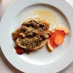 carne di maiale ripiena