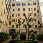 Foto di The Center of Rome B&B