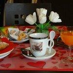 Foto de Tea Palace Hotel