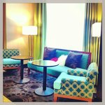Hotel Lobby/Dining Room