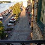5th Floor Corner Balcony
