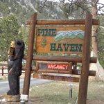 Pine Haven Resort Foto