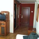 Room 45 entryway.