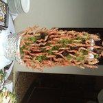 prawns tree