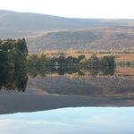 Loch Alvie by Kevin