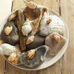 Mussels & whelks