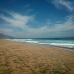 Playa de Cofete , Morro de Jable (Fuerteventura)