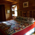Mariah cabin - double bed