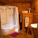 Mariah cabin - bathroom