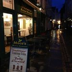 Mocos Mexican best food in Monmouth