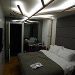 Avoid the noisy room 706