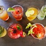 Cocktails Range