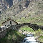 Little bridge at Espot