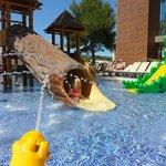 Lovely kids pool