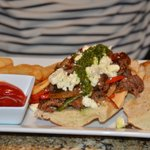 Argentinian Philly Steak