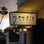 Cafe Grazie Gulf Seafood Italian Style!