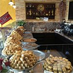 Pastries bar