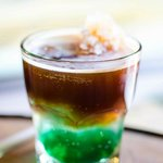 Cafe Soda con Menta