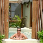 deluxe ocean front 4c private plunge pool
