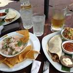 BEST EVER!! Ceviche & Fish tacos