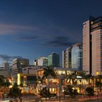 Situated in Manila's newest premier business, shopping and entertainment district